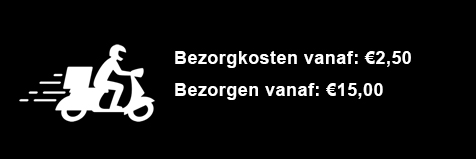 Wij bezorgen in Nieuwegein en IJsselstein